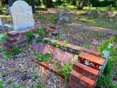 IMAGES: Old Burying Ground: 300-year-old cemetery is one of the oldest in NC