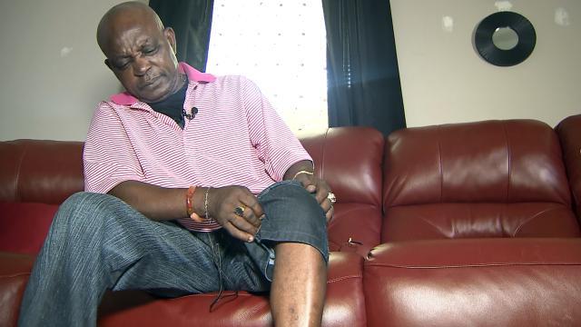 Emmanuel Ossai, dog attack victim
