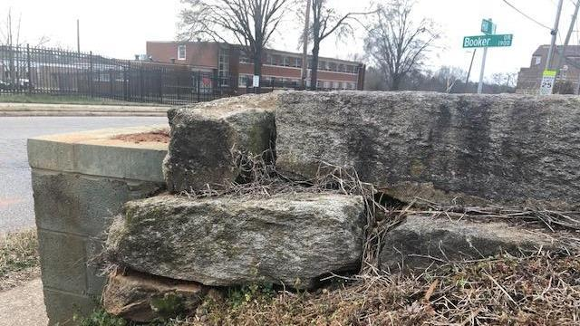 Henry Seawell Family Cemetery: Remains of an abandoned cemetery from 1835 tucked away in downtown Raleigh on the corner of Booker and Hill Streets.