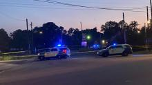 IMAGES: Man hit, killed by train in Raleigh along Beryl Road