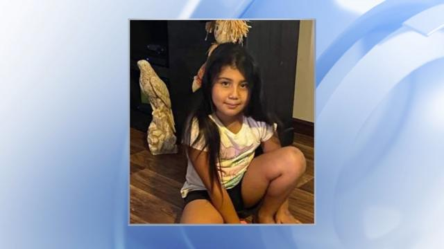 A 9 year old Robeson County girl is still fighting for her life after she was shot while riding in the car with her mom