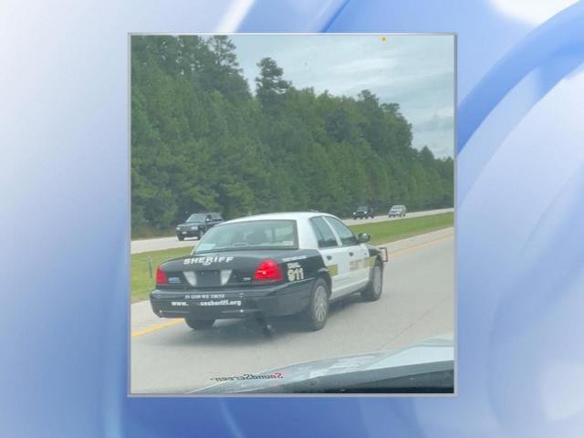 Man arrested for impersonating deputy in Wake County after former deputy spots him