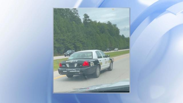 Wake Co. deputies searching for man impersonating deputy