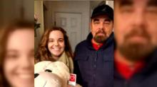IMAGES: 5% survival chance: NC man nears long-awaited homecoming after 8-month battle with COVID
