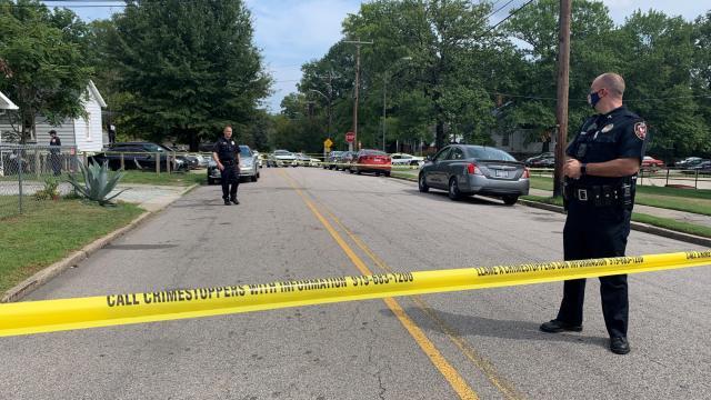 Durham Police shut down Dupree Street after shooting