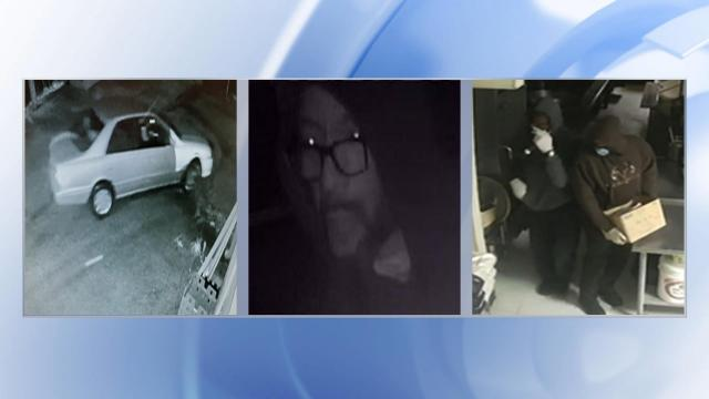 Fayetteville police are searching for a man connected to at least 22 Asian restaurant burglaries spanning 11 separate towns.