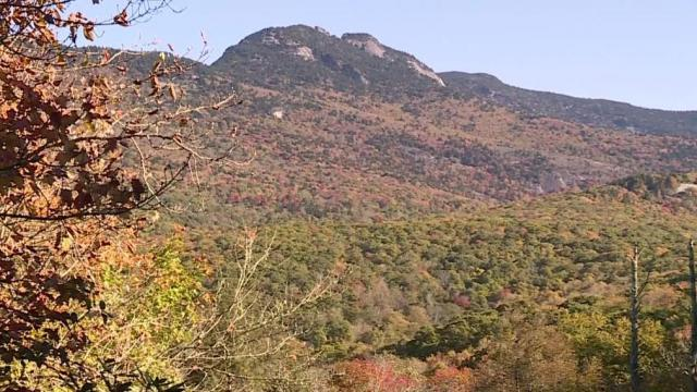 Peak color will welcome you if you head to the mountains this weekend