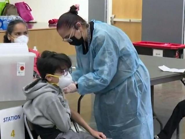 NC will have 'plenty of supply' of pediatric coronavirus vaccine