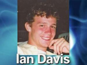 Ian Davis, 18, was shot to death during a Durham robbery on Oct. 1, 2002.