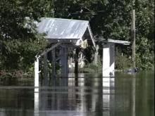 Floyd revisited: Seven Springs flooding