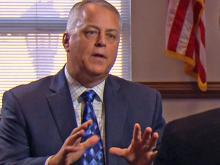 Tony Tata, secretary of the North Carolina Department of Transportation