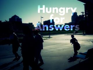 WRAL Documentary: Hungry for Answers