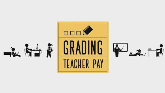 After inflation, NC teacher pay has dropped 13% in past 15 years