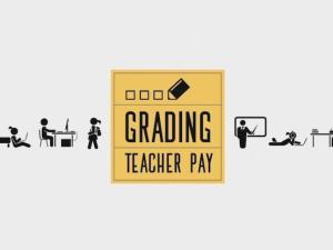 Grading teacher pay