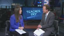 WRAL education reporter Kelly Hinchcliffe and anchor Bill Leslie