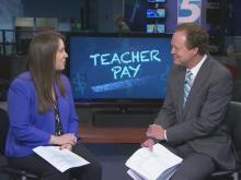 Q&A: How teacher pay has changed in NC
