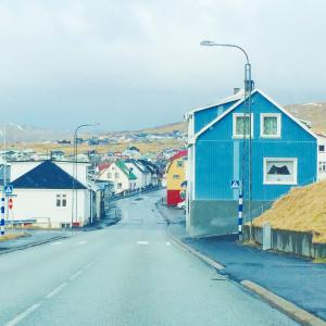 Colorful towns fill up the Faroe Islands. (Deseret Photo)