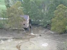 Yates Mill damage