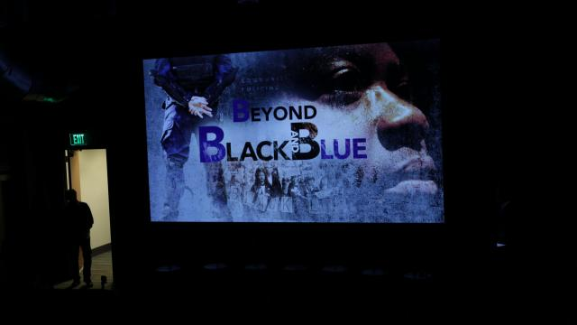 Beyond Black and Blue