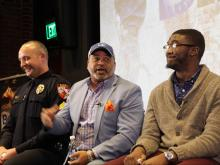 WRAL, along with Tru Pettigrew, a community leader and speaker, held a critical conversation about race with law enforcement, faith and community leaders, as well as a family who lost a loved one in a police involved shooting on Dec. 6, 2016.