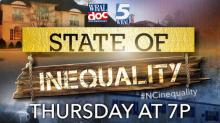 IMAGES: 'State of Inequality' examines economic issues across NC