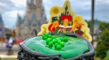 IMAGE: Disney World Has A 'Hocus Pocus' Cupcake That Has So Many Details