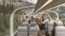 IMAGE: You Can Travel Through The Canadian Rockies In A Glass-domed Train