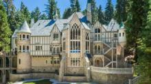 IMAGE: You And 20 Of Your Closest Friends Can Spend The Night At This Castle For $130 Each