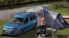 IMAGE: New Volkswagen Van Can Be Converted Into A Mini Motorhome