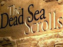 For 2,000 years, the Dead Sea Scrolls sat in caves in Israel. Now, some are on display at the North Carolina Museum of Natural Sciences.