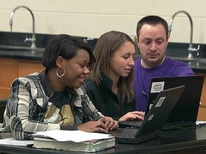 Under the 1:1 Laptop initiative, Edgecombe County's 2,100 high school students will get laptop computers to help their learning.