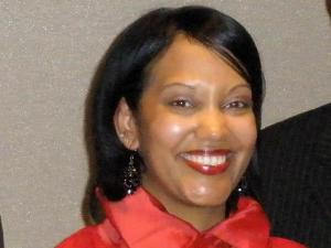 Lake Rim Elementary School Principal Renee LaHuffman Jackson
