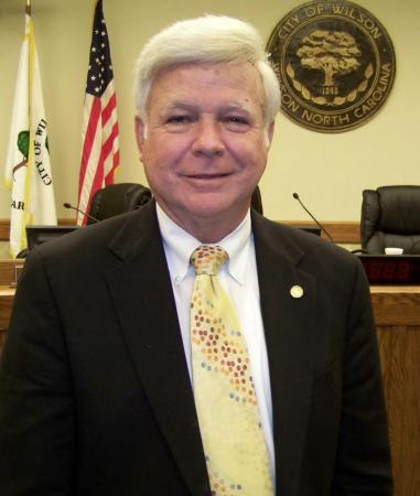 Wilson Deputy City Manager Charles Pittman III retired on Dec. 31, 2009 after 40 years of service to the city.