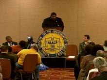 Web only: NAACP sponsors forum for Senate candidates