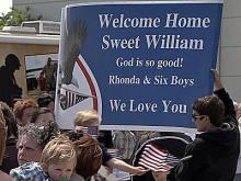 National Guard returns home from Iraq