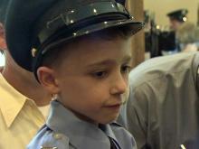 12/6/2010: Officer talks creation of William Bunn leadership program