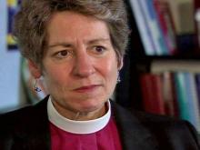 Web only: Bishop Katharine Jefferts Schori talks with WRAL
