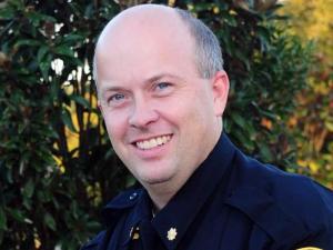 Wake Forest Police Chief Jeff Leonard
