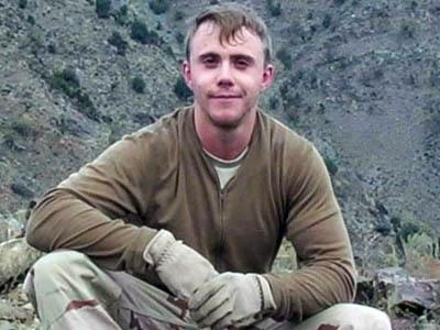 Army Staff Sgt. Robert J. Miller, pictured here in an undated photo, was killed in battle in Afghanistan on Jan. 25, 2008.