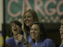 The 13th annual UNC Dance Marathon raised $436,709.61 for the N.C. Children's Hospital.