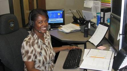 Rocky Mount police communications supervisor Angela Earl was chosen as the 2010 Telecommunicator of the Year.