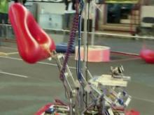 Web only: Robot wars in Raleigh