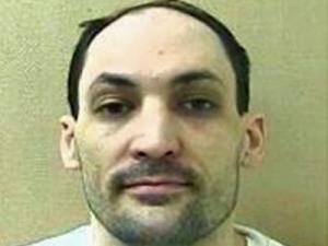Brad Cooper prison photo