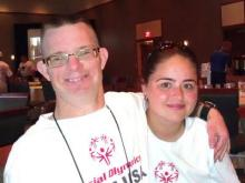 Andy and Amanda are two of the North Carolina residents part of Team USA competing in Greece for the Special Olympics World Summer Games.