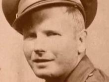 WWII vet John Mims