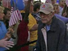 Veterans take off for D.C. visit