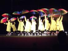 """The North Carolina Glee Club Competition was Saturday, May 5, in Winston-Salem. Wesleyan Christian Academy sang its way to first place and a """"superior"""" rating."""