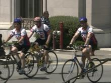 Comraderie, rehab mix in wounded warrior ride