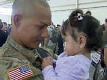 Last of 82nd Airborne troops return from Afghanistan