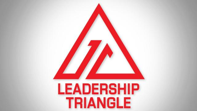Leadership Triangle logo
